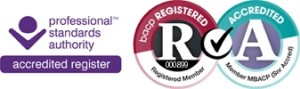 BACP registered psychotherapist Worcestershire